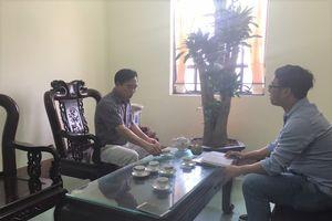 Chủ tịch xã đâm 4 học sinh: Báo cáo lên Thành ủy Hưng Yên