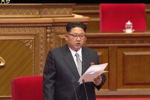 Truyền thông Triều cắt bớt phát ngôn phi hạt nhân của Chủ tịch Kim