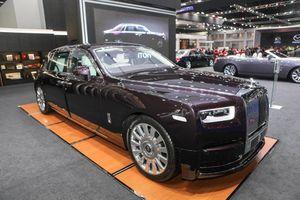 Mê mẩn với vẻ đẹp của Rolls-Royce Phantom VIII