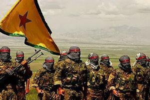 Người Ả rập nổi dậy chống người Kurd ở Raqqa