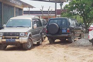 Ủy ban Kiểm tra Tỉnh ủy tỉnh Thừa Thiên - Huế xác minh vụ hàng loạt xe công đi ăn cưới