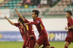 U19 tuyển chọn Việt Nam vô địch tuyệt đối ở giải U19 quốc tế
