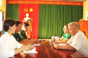 Câu lạc bộ 'Điểm sáng biên giới' ở Thanh Hòa
