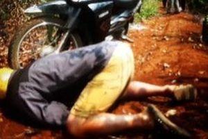 Phát hiện người đàn ông tử vong trong tư thế quỳ ở nghĩa địa