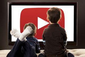 Trẻ em với YouTube: Cần vẽ đúng đường cho hươu chạy!