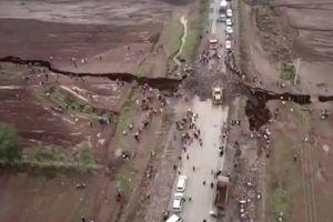 Vết nứt khổng lồ sẽ chia tách châu Phi làm đôi?