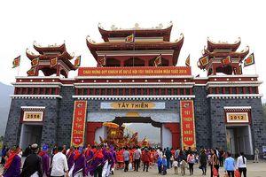 Khai mạc Lễ hội Tây Thiên
