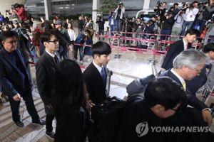 Đoàn nghệ thuật-võ thuật Hàn Quốc sang Triều Tiên biểu diễn