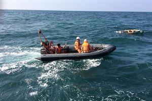 Quảng Nam: Tìm thấy thi thể ngư dân mất tích sau gần 1 tuần
