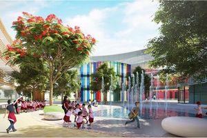 Xây dựng thành phố giáo dục 1.000 tỉ đồng đầu tiên tại Việt Nam