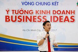 Cuộc thi Gọi vốn khởi nghiệp dành cho sinh viên