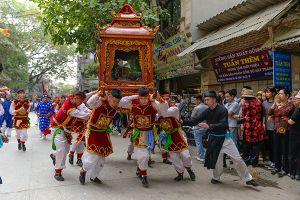 Lễ rước nước làng Giang Cao