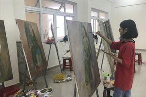 ĐH Nghệ thuật đang 'chết lâm sàng' trên đất Huế