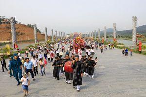 Vĩnh Phúc: Khai hội Tây Thiên năm 2018