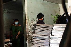 Cận cảnh hiện trường vụ thảm sát 5 người trong một nhà ở Bình Tân