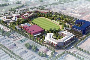 Khởi công Dự án 'Thành phố giáo dục quốc tế' đầu tiên ở Việt Nam