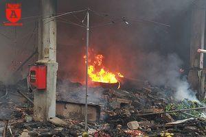 Điều tra nguyên nhân vụ cháy chợ Quang, Thanh Trì