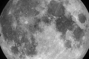Công bố mới gây kinh ngạc về nước trên Mặt trăng
