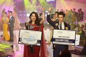 Chị gái Nam Em đăng quang Người mẫu thời trang Việt Nam