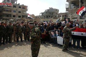 Bên trong cứ địa Erbin của phiến quân Syria ở Đông Ghouta
