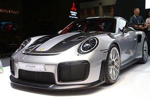 Siêu xe Porsche 911 mạnh nhất giá từ 6,69 tỷ đồng