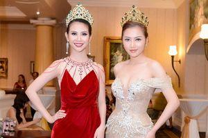 Liên Phương, Hoàng Thu Thảo đẹp gợi cảm cùng dàn sao Việt tại Vũng Tàu