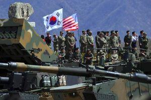 Mỹ, Hàn Quốc bắt đầu cuộc tập trận 'Đại bàng non'