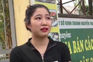 Nạn nhân vụ cháy chợ Quang kể lại giây phút suýt thành 'đuốc sống'