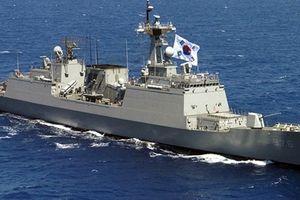 Hàn Quốc triển khai tàu khu trục Munmu đến Ghana giải cứu các ngư phủ
