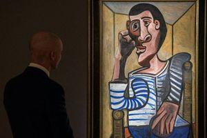 Chân dung Picasso tái xuất thị trường với giá 1.600 tỷ đồng