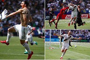 Ibrahimovic siêu phẩm chỉ sau 6 phút vào sân giúp LA Galaxy lội ngược dòng ngoạn mục