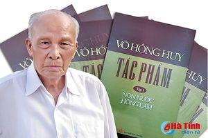 Sắc màu non nước Hồng Lam trong 'Võ Hồng Huy - tác phẩm'