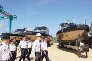 Mỹ cấp xuồng tuần tra 'có thể mang tên lửa' cho Việt Nam, hỗ trợ tăng cường an ninh hàng hải