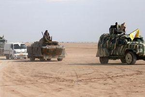 Pháp triển khai quân tại Syria, Thổ Nhĩ Kỳ nổi giận vì sợ bị chia phần