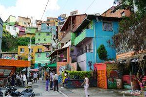 Medellín: Từ 'thành phố nguy hiểm nhất thế giới' đến điểm du lịch vạn người mê
