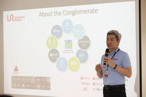 URC Việt Nam cam kết cho ra thị trường những sản phẩm chất lượng cao
