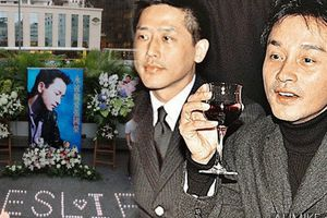 Bạn đời đồng tính nhớ Trương Quốc Vinh trong ngày giỗ 15 năm