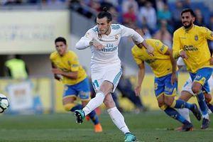 'Chấp' Ronaldo, Real Madrid vẫn thắng to nhờ Bale