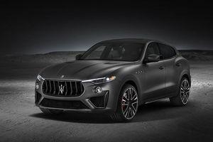 Maserati ra mắt Levante Trofeo 'đấu' lại Porsche Cayenne Turbo