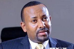 Tân Thủ tướng Ethiopia Abiye Ahmed tuyên thệ nhậm chức
