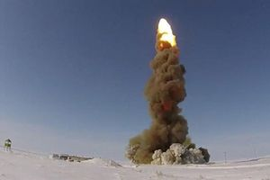 Phòng thủ Nga diệt gọn tên lửa ICBM