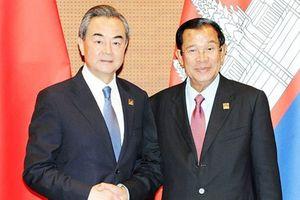 Trung Quốc ủng hộ Thủ tướng Hun Sen tái tranh cử