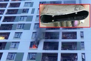 Cháy chung cư PARCSpring: Nguyên nhân ban đầu do cắm sạc dự phòng nhiều ngày