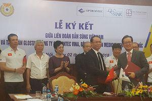 Hơn 200.000 USD và gói tài trợ hỗ trợ chấn thương 'tiếp sức' cho bắn súng Việt Nam