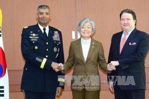 Giới chức Mỹ khẳng định mục tiêu tất yếu của các cuộc thương lượng với Triều Tiên