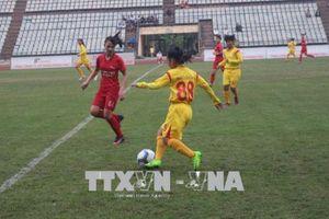 Hà Nội vô địch Giải bóng đá nữ U16 quốc gia 2018