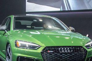 Tận mục Audi RS5 Sportback 'dát' động cơ cực mạnh