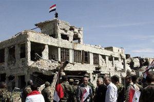 'Quân domino' cuối cùng của phiến quân sụp đổ ở Đông Ghouta