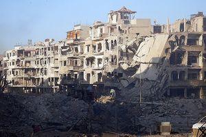 Quân đội Syria di tản phe thánh chiến đầu hàng, chiếm nhiều hầm ngầm, kho vũ khí ở tử địa Đông Ghouta