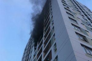 Công bố nguyên nhân vụ cháy chung cư Sài Gòn